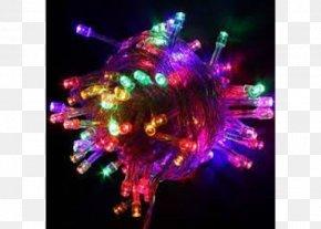 Fairy Lights - Light-emitting Diode Christmas Lights Lighting PNG