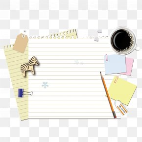 Notebook Vector - Paper Notebook Fundal PNG