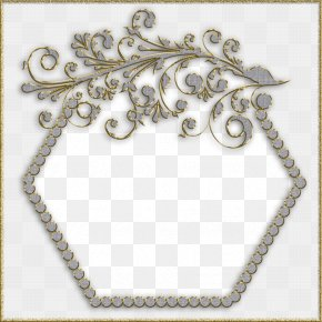 Silver Frame - Picture Frames Silver Decorative Arts Clip Art PNG