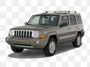 Jeep - 2007 Jeep Commander 2008 Jeep Grand Cherokee Jeep Liberty Car PNG