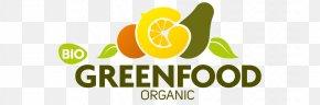 Organic Food Logo - Organic Food Fruit Logo Supermarket PNG