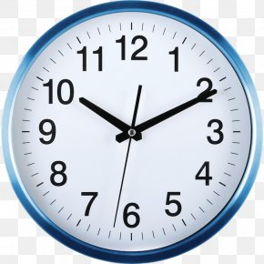 Clock - Stock Photography Digital Clock Wall Movement PNG