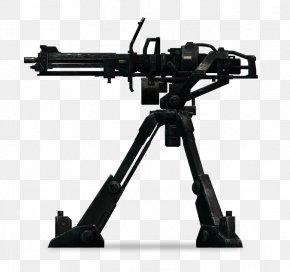 Machine Gun - Halo 4 Halo: Reach Weapon Machine Gun Gun Turret PNG