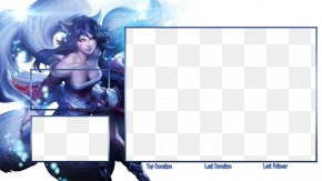 League Of Legends - League Of Legends Mass Effect 2 Twitch Streaming Media Ahri PNG