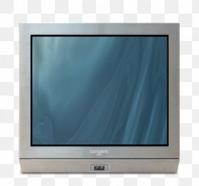 Computer - Television Set Computer Monitors Touchscreen Industrial PC LCD Television PNG