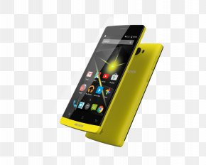 Smartphone - ARCHOS 50 Diamond Smartphone Android Handheld Devices PNG