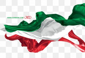 Flag - Flag Of Iran Emblem Of Iran National Flag PNG