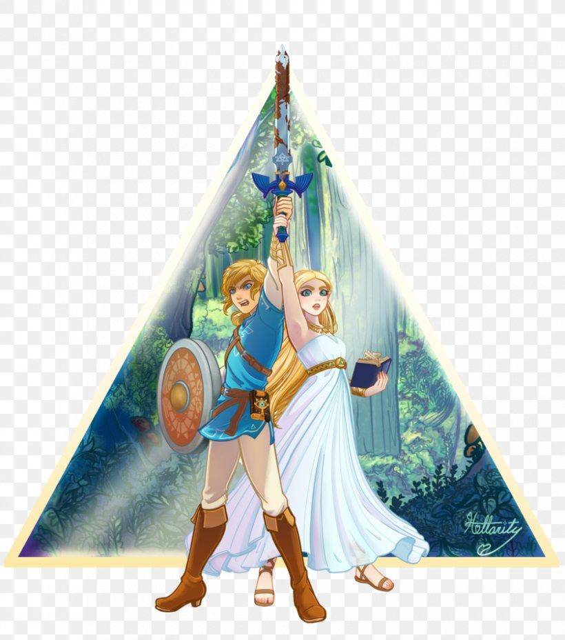 The Legend Of Zelda Breath Of The Wild Princess Zelda