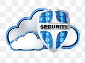 Science And Technology Shield - Cloud Computing Security Computer Security Cloud Storage Remote Backup Service PNG