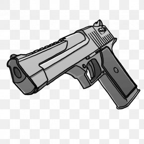 Weapon - Trigger Drawing Gun Pistol Weapon PNG