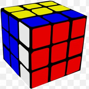 Cube - Rubik's Cube Jigsaw Puzzles Game PNG