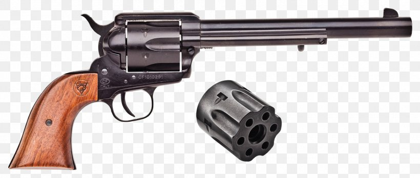 Revolver Trigger Chiappa Firearms Colt Single Action Army, PNG, 1800x766px, 22 Long, Revolver, Action, Air Gun, Chiappa Firearms Download Free