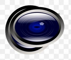 High Power Lens - Camera Lens Light Eye Clip Art PNG