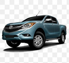 Car - Mazda BT-50 Car Pickup Truck Sport Utility Vehicle PNG