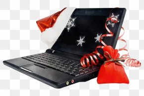 Computer Personal Computer - Laptop Netbook Red Technology Personal Computer PNG