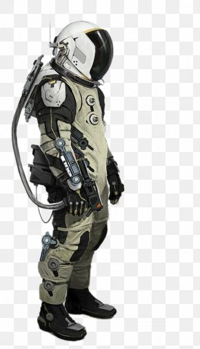 Astronaut - Space Suit Science Fiction Astronaut Mark III PNG