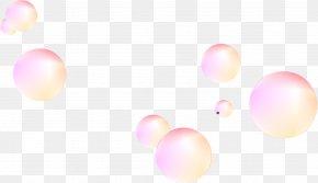 Three-dimensional Ball Floating - Balloon Circle Close-up Computer Wallpaper PNG