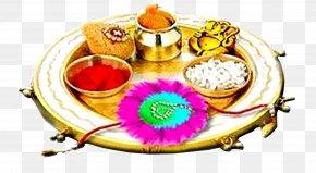 Puja - Raksha Bandhan Happiness Wish Sister Brother PNG