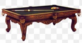 Solid Wood High-end Billiard Table Transparent Material - Billiard Table Pool Olhausen Billiard Manufacturing, Inc. Billiards PNG