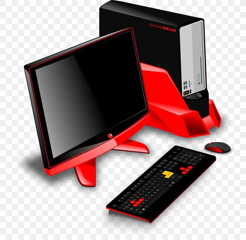 Laptop Desktop Computers Computer Monitors Clip Art - Computer Clipart  Transparent Background , Free Transparent Clipart - ClipartKey