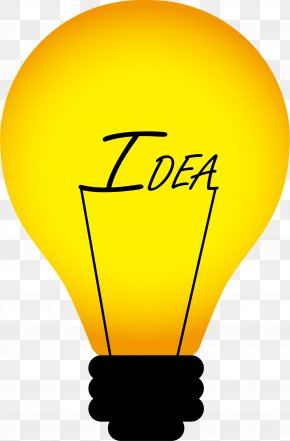 Electric Light Bulb Icon - Incandescent Light Bulb Lamp Light Fixture Electricity PNG