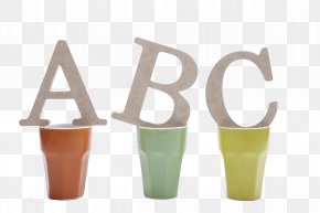 ABC In The Water Glass - Uc624uc804ub3d9 Cup Learning English PNG
