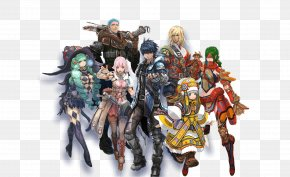 Star Ocean Image - Star Ocean: Integrity And Faithlessness Star Ocean: The Last Hope Star Ocean: The Second Story PNG