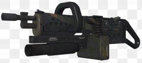 Machine Gun - Call Of Duty: Ghosts Call Of Duty: Black Ops Weapon Firearm Light Machine Gun PNG