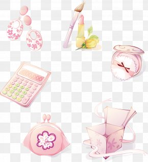 Pink Computer - Pink Icon PNG