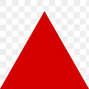 Volcano - Triangle Shape Clip Art PNG
