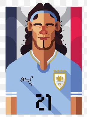 European Cup - Edinson Cavani Uruguay National Football Team T-shirt Paris Saint-Germain F.C. Football Player PNG