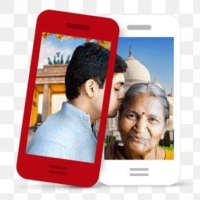 Grandmother - Electronics Telephone Communication Technology Telephony PNG