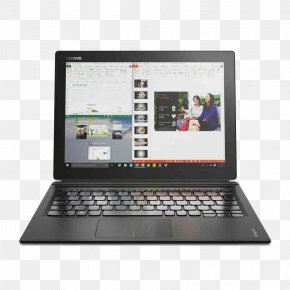 Digital Notebook - Laptop Intel Lenovo 2-in-1 PC Solid-state Drive PNG
