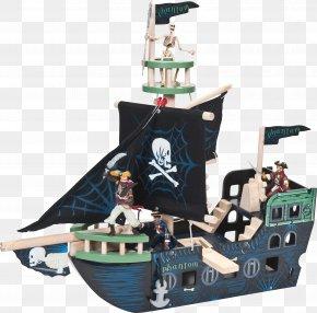 Pirate Ship - Toy Piracy Ghost Ship Pirate Ship PNG