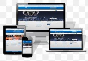 Web Front-end Design - Responsive Web Design Front And Back Ends PNG