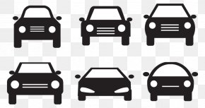 Classic Car Head Vector - Carsharing Car Rental Icon PNG