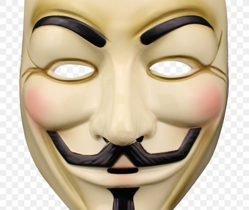 Guy Fawkes Mask Anonymous, PNG, 910x768px, Guy Fawkes Mask, Anonymity, Anonymous, Chin, Face Download Free