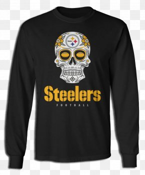 T-shirt - Pittsburgh Steelers T-shirt Hoodie Gildan Activewear PNG