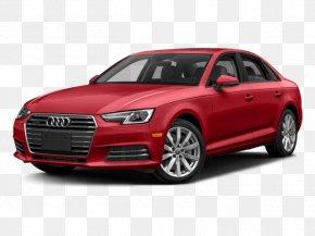 Audi A4 - 2018 Audi A4 2.0T Ultra Premium Sedan 2017 Audi A4 Car Front-wheel Drive PNG