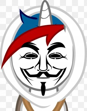 Mask - Guy Fawkes Mask V For Vendetta Anonymous PNG