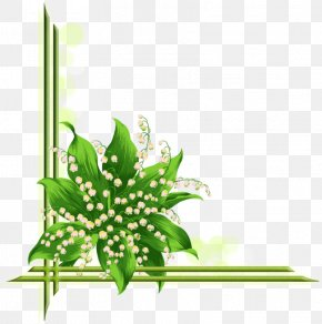 Lily Of The Valley - Lily Of The Valley Flower Poppy Clip Art PNG