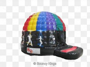 Bouncy Castle - Croydon Disco Dome Hire Inflatable Bouncers Party PNG