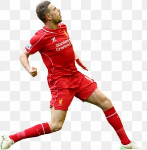 Jordan - Liverpool F.C. Soccer Player Sport Athlete Football PNG