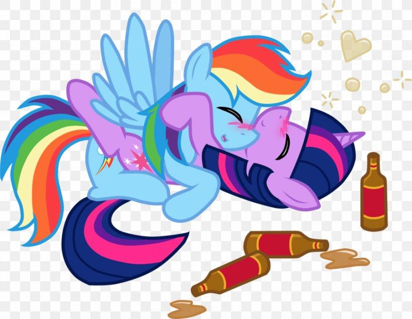 Rainbow Dash And Twilight Sparkle