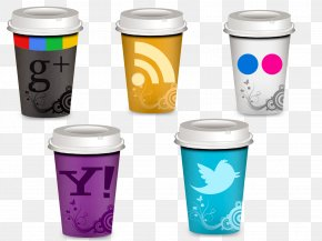 Website Mug - Social Media Blog Social Network WordPress Icon PNG