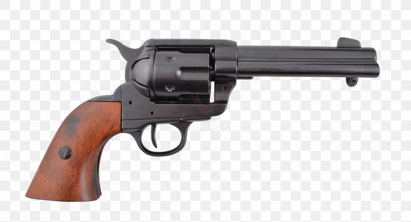 Colt Single Action Army Colt's Manufacturing Company Firearm Revolver .45 ACP, PNG, 2334x1260px, 45 Acp, 45 Colt, Colt Single Action Army, Air Gun, Airsoft Download Free