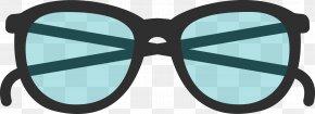 Glasses Sunglasses - Goggles Sunglasses PNG