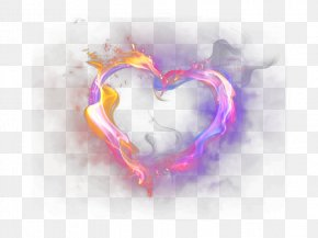 Heart Fire Wallpaper - Fire Flame Wallpaper PNG