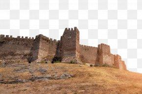 Ancient Castle Bridge - U0130zmir Selxe7uk Library Of Celsus Ancient History Castle PNG