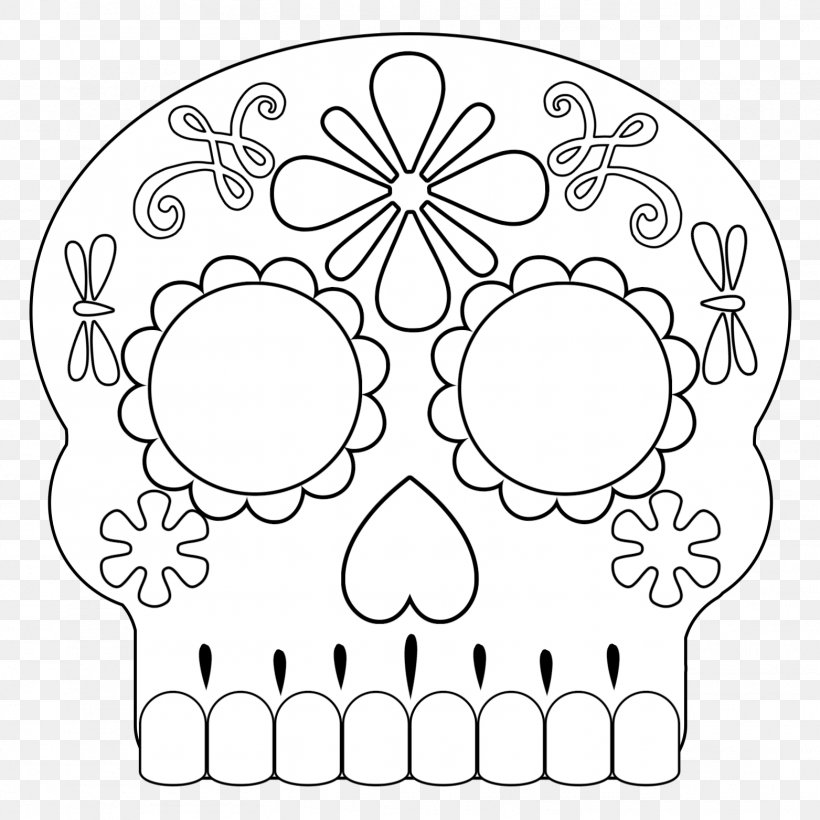 - Calavera Mask Day Of The Dead Sugar Skull Coloring Book, PNG, 1563x1563px,  Calavera, Coloring Book, Day